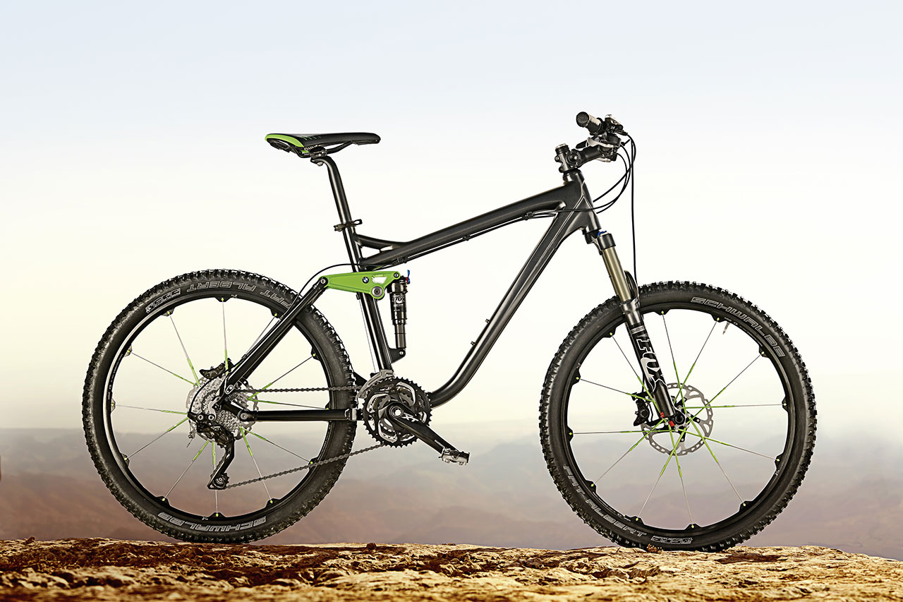BMW All Mountain Bike