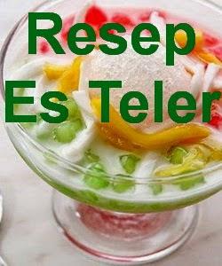 Resep Es Teler Segar Nan Menggoda