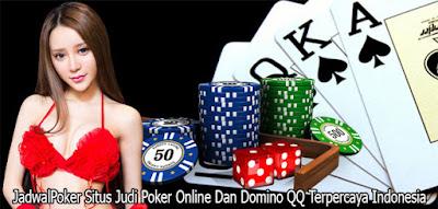 Agen Judi Poker Online Terbaik Bonus Referral Terbesar