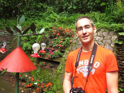 Jardin de Colibris en Selvatura Park