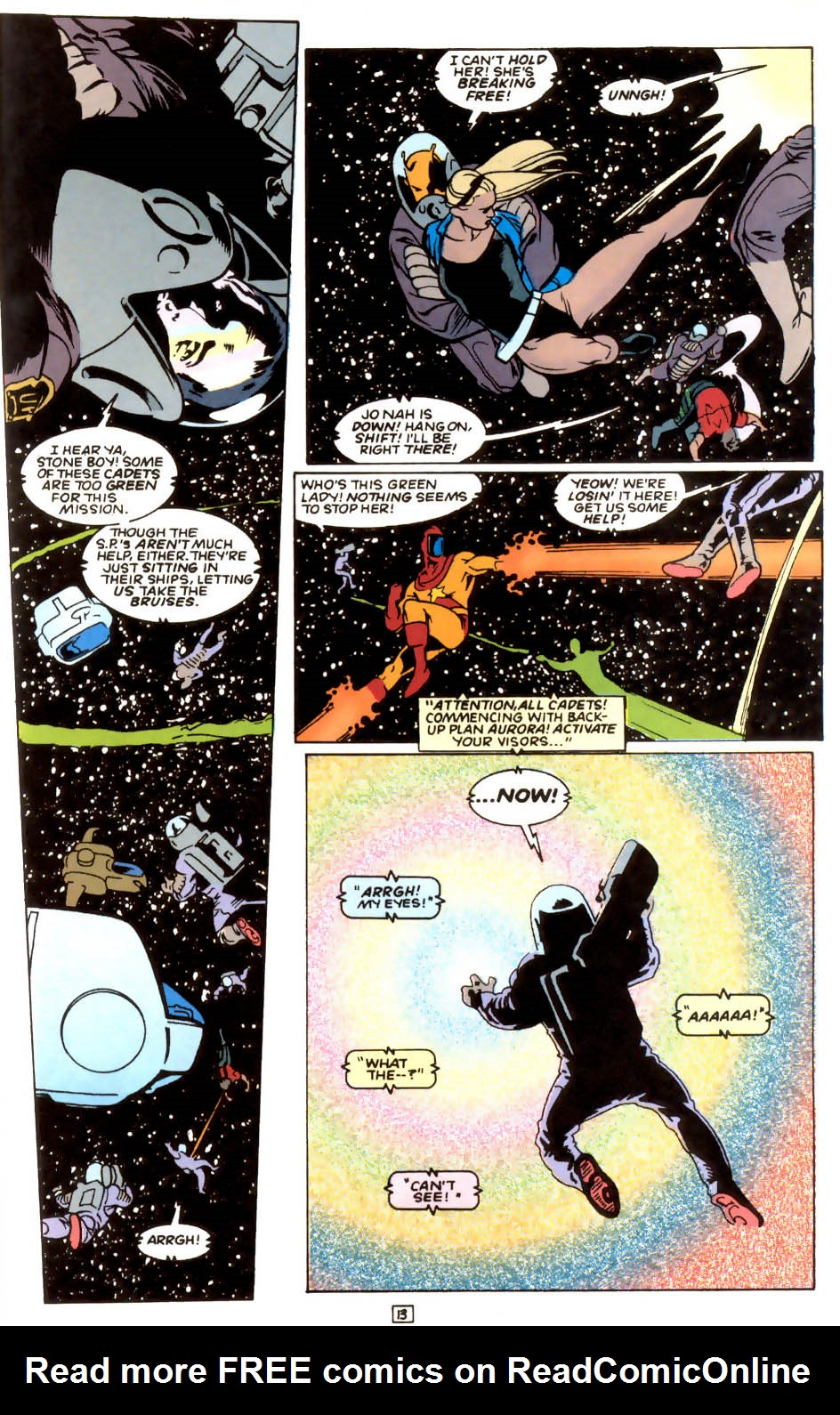 Legion of Super-Heroes (1989) 54 Page 11