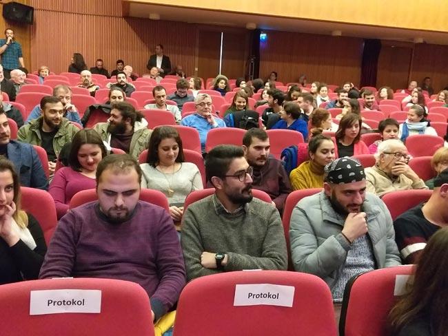 Medya ve Siyaset Panelinde Enis Berberoğlu Konuştu