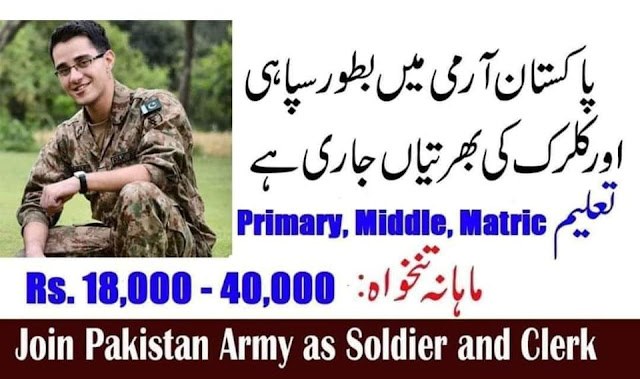 Latest Jobs In Pakistan Army Latest Advertisement 2020