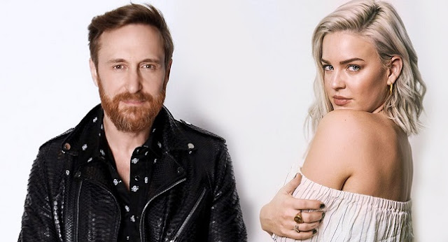 Video: David Guetta y Anne-Marie - Don't Leave Me Alone