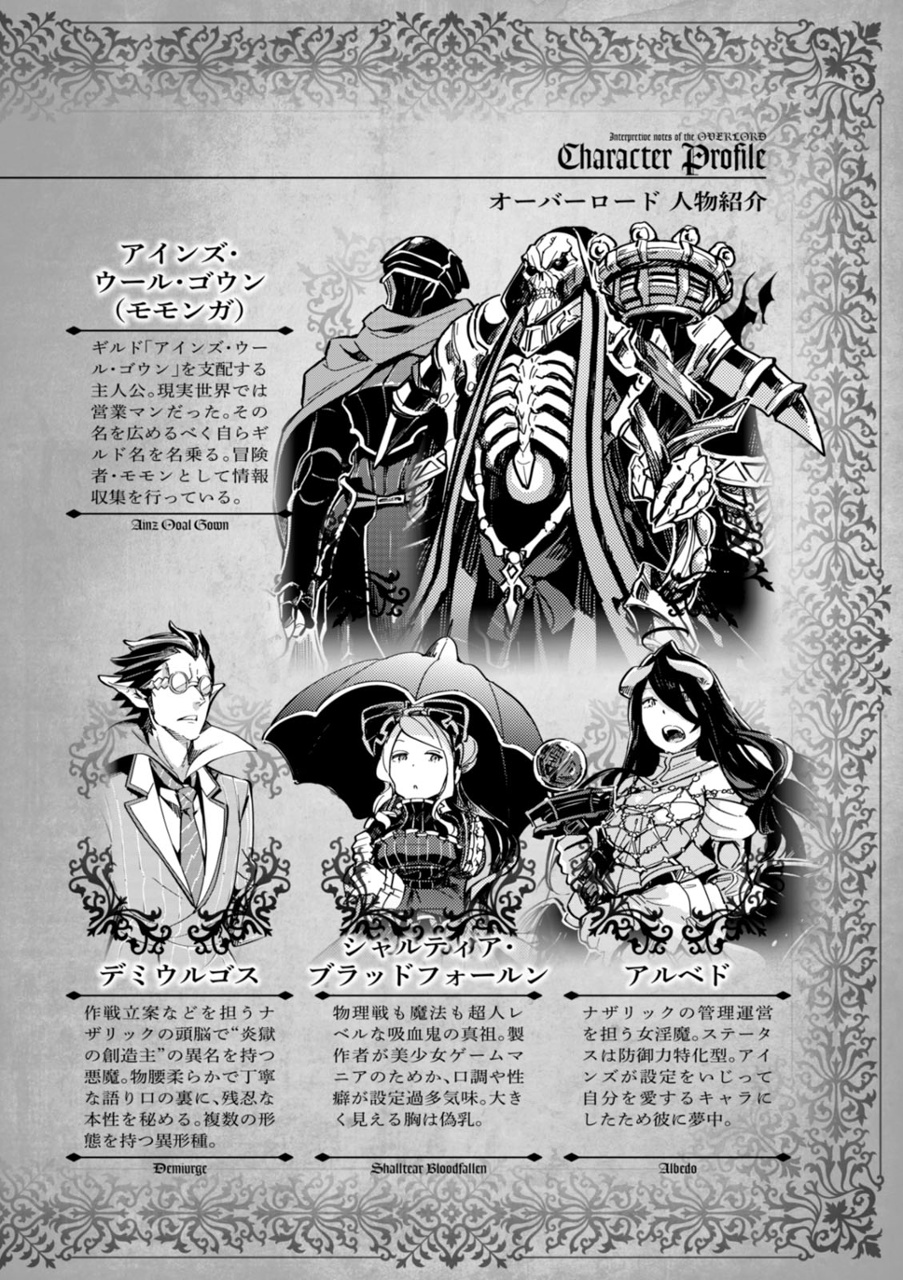 Overlord chapter 8 Bahasa Indonesia