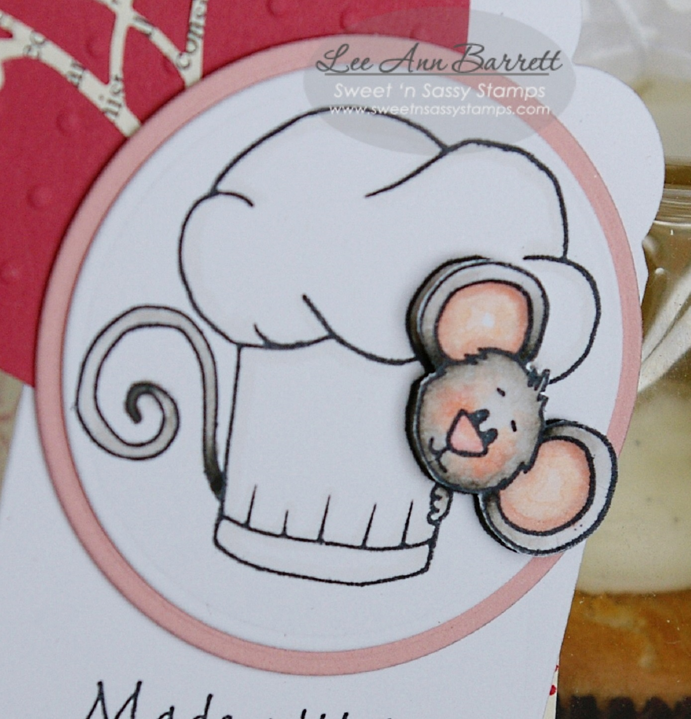 Second Hand Clive Christian Kitchen: Greyt Paper Crafts: New Cocoa And Sweet 'n Sassy Stamps
