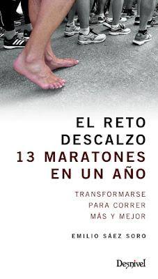 El reto descalzo 13 maratones