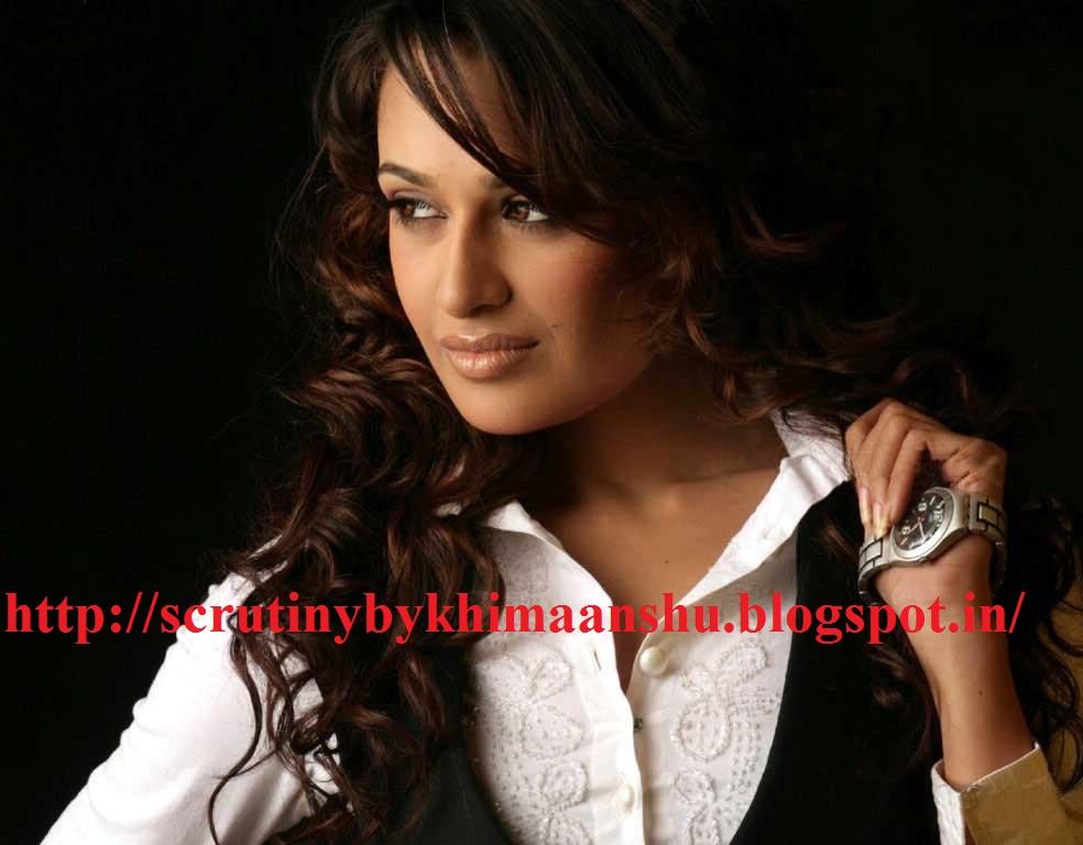 Scrutiny: Yuvika Choudhary to play Draupadi?