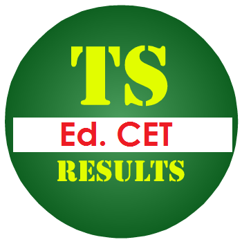 Telangana TS Ed.CET Results Rank Card