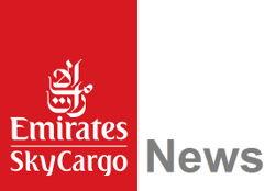 Emirates SkyCargo  lancia i pharma corridors.