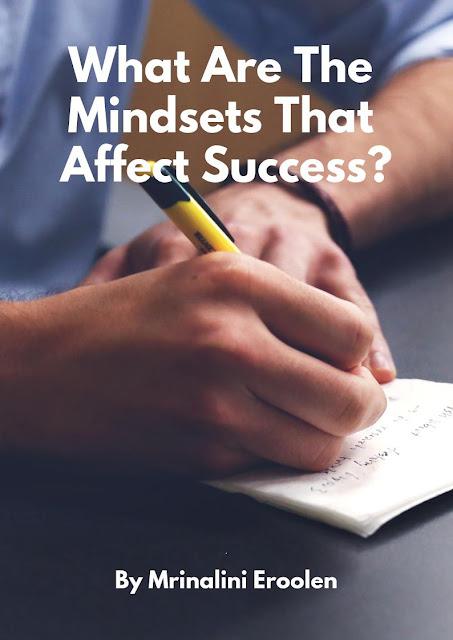 Mindsets That Affect Success