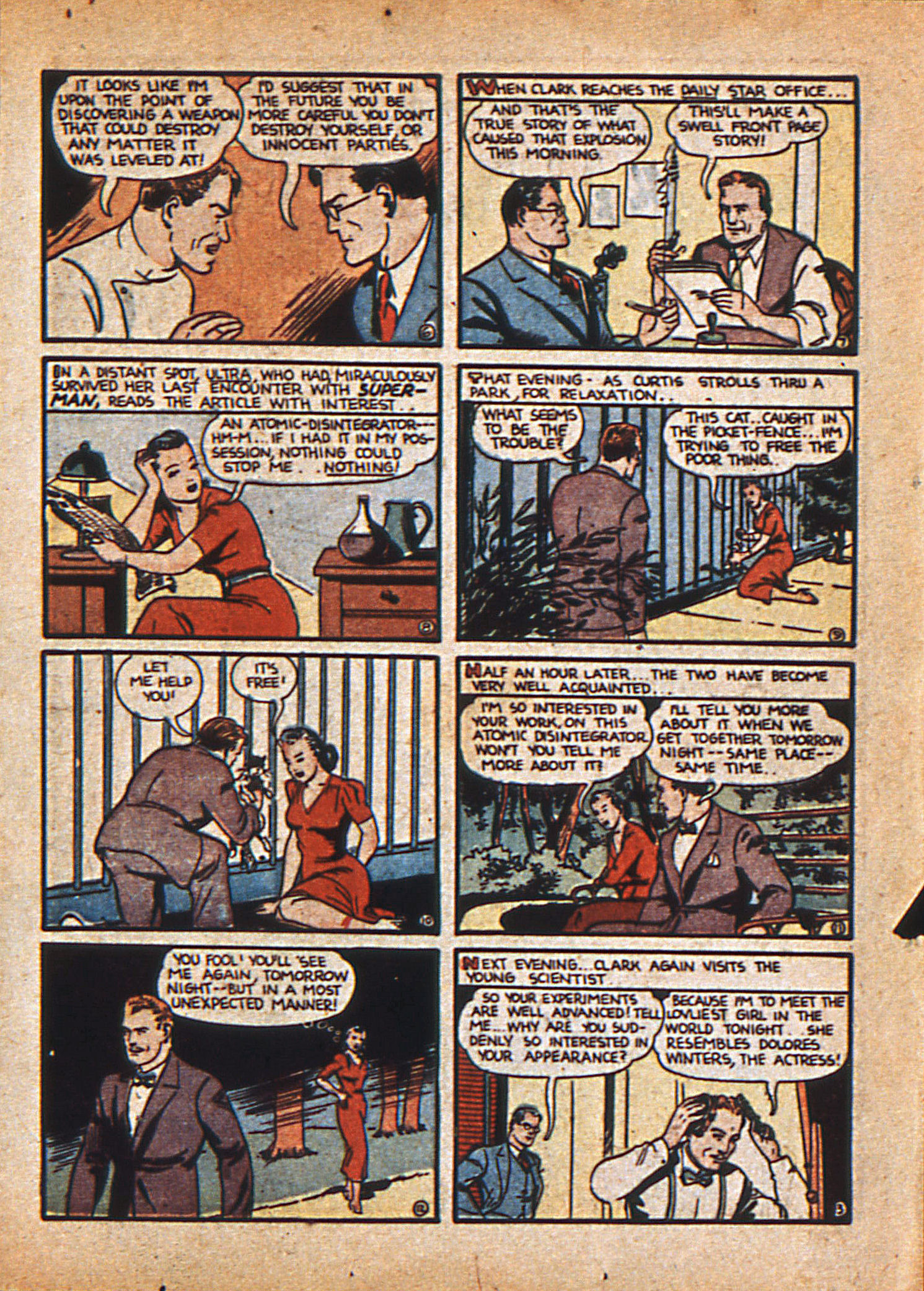 Read online Action Comics (1938) comic -  Issue #21 - 6