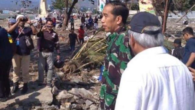 Jokowi: Jangan Banyak Berkomentar Tapi Enggak Ngerti Lapangan