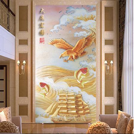 Thuyền Buồm đại bàng biển cả