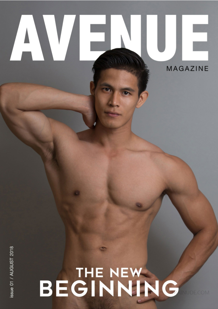 AVENUE issue 1 [PHOTO+CLIP]
