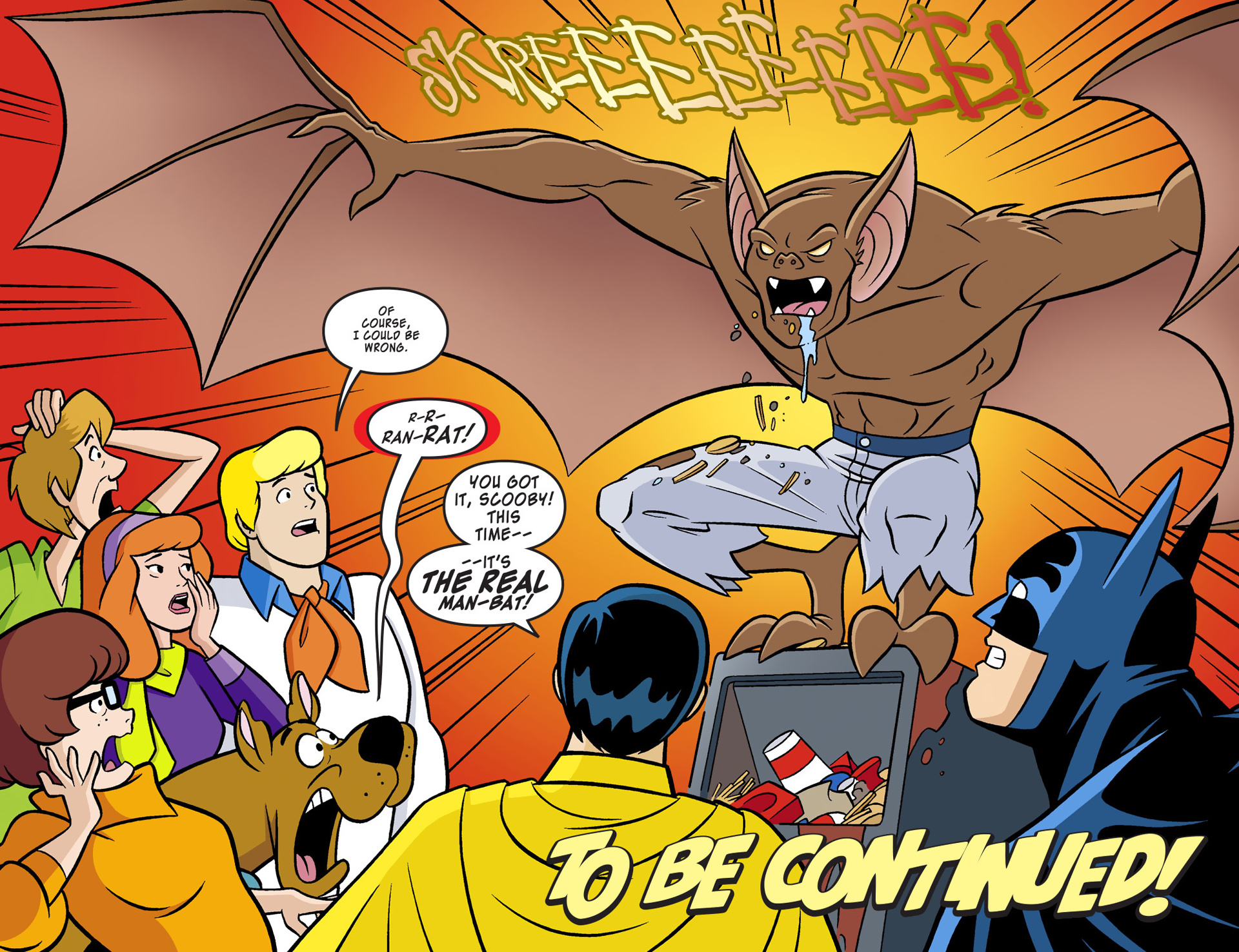 Read online Scooby-Doo! Team-Up comic -  Issue #1 - 22