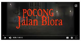 gambar Sinopsis Film horor Pocong Jalan Blora