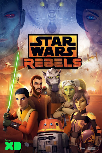 "cuarta temporada de ""Star Wars Rebels""."