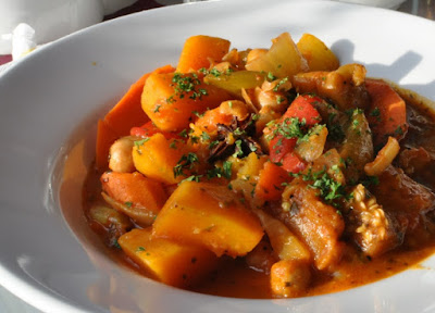 Cocoyam Vegetable Soup Recipe