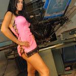 Andrea Rincon, Selena Spice Galeria 38 : Baby Doll Rosado, Tanga Rosada, Total Rosada Foto 10
