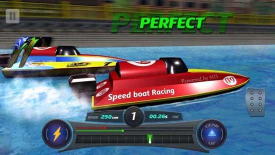 اقوى لعبة سباق قوارب لهواتف الاندرويد