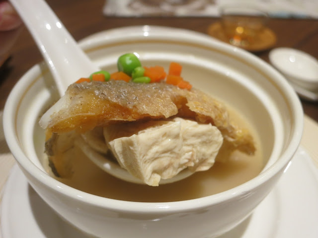 花胶小黄鱼汤
