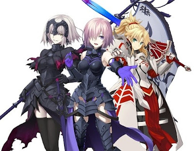 "FATE/GRAND ORDER ~ ""E Pluribus Unum"": First Feels ~ The Dennison Collective"