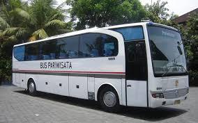 Sewa bus pariwisata kota bandung, jawa barat