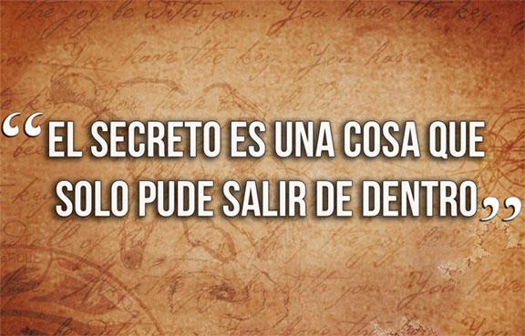 frases de secreto