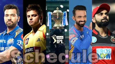 VIVO IPL Season 12 Schedule 2019 In Hindi
