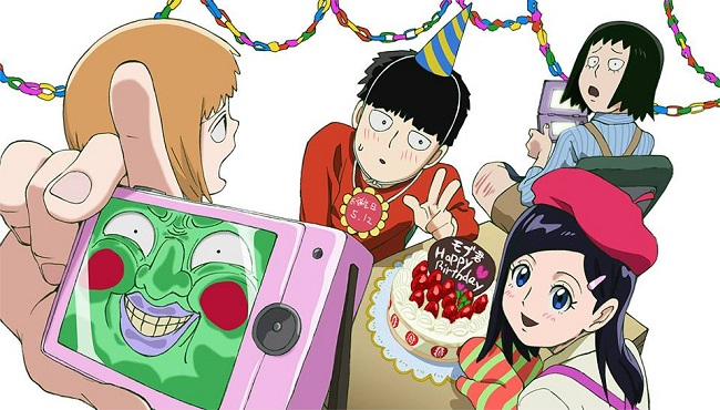 mob psycho 100 reveals the poster of