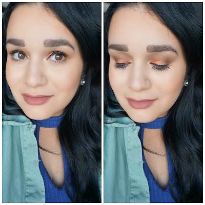 Full Face Using Milani Cosmetics