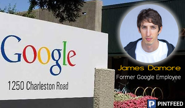 PintFeed | James Damore - Former Google Employee