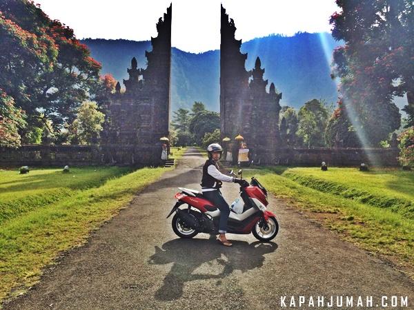 Review Pemakaian Yamaha NMax Non ABS Jarak Jauh