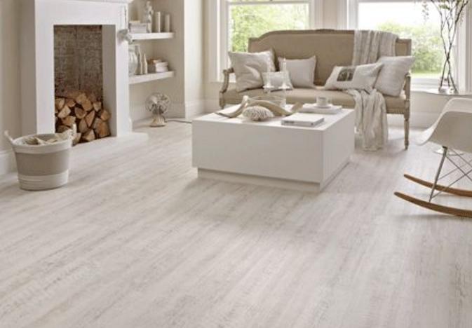 Wood Grain Linoleum Flooring in Lowes