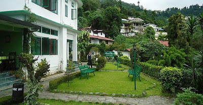 Hotel Rhenock House Gangtok illustrates great presentation of Sikkimese hospitality.