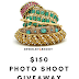 Jewelry Shoot's $150 Giveaway of 10 Professional Photographs for eCommerce and Catalogs