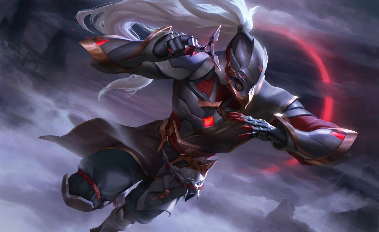 Hình ảnh tướng Hayate - Ninja tà long bí quyết để cân team đối thủ | Hình Ảnh Chúc Mừng Sinh Nhật Đẹp Nhất 2019