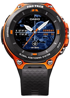 Casio Protrek Run Android Wear WSD-F20 (MADE IN JAPAN)