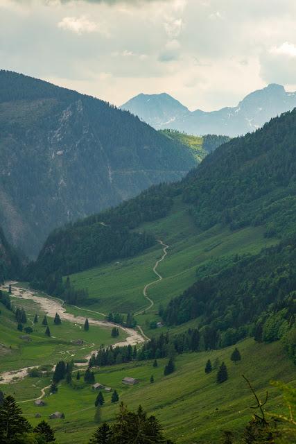 Von Hintersee aufs Gennerhorn  Wandern Fuschlseeregion  Osterhorngruppe 14