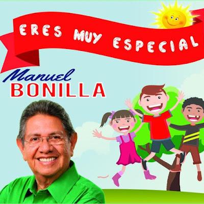 Manuel Bonilla-Eres Muy Especial-