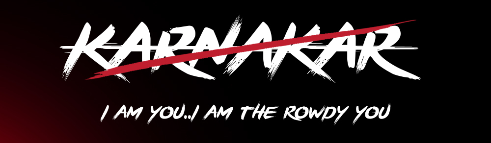 Vijay Devarakonda's Rowdy Title Generator With Your Name ~ Computers