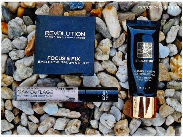 blog-projekt-denko-missha-bb-cream-opinie-makeup-revolution-catrice-korektor
