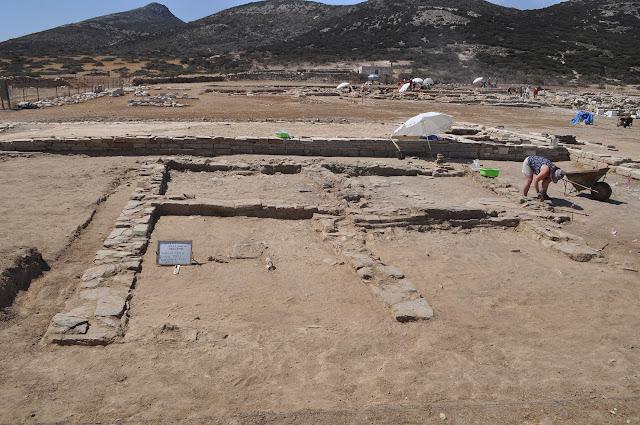 New discoveries at Despotiko island's Apollo sanctuary