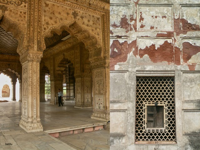 Delhi Red Fort is in need of restoration by betitu