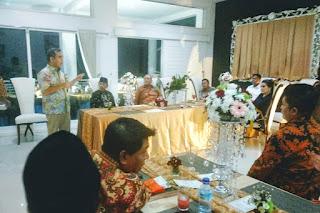 Ahmad Muzani : HBK Pendiri Dan Pejuang Sejati Partai Gerindra.