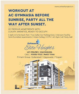 ELITE HEIGHTS LIC COLONY VIJAYAWADA