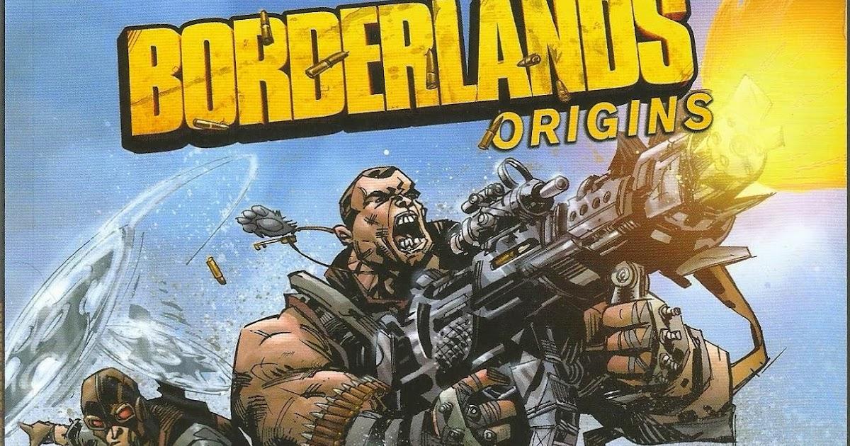 Thoughts Of A Workshy Fop: Borderlands: Origins