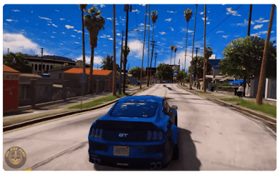 gta san andreas realistic graphics mod for low pc