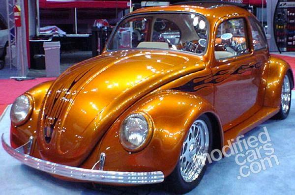 Modifikasi Volkswagen Beetle Keren Terbaru HD Wallpaper